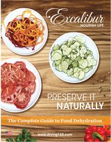 "Rob-ert ""Preserve It Naturally: The Complete Guide to Food Dehydration"" by Robert Scharff and Associates"