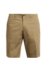 Moncler Cotton-blend shorts