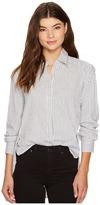 Paige Clemence Shirt Women's Clothing