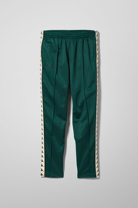 Weekday Astoria Snap Pants - Green