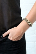 Vanessa Mooney Out All Night Cuff in Brass