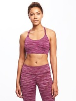 Old Navy Go-Dry Cool Light Support Cami Sports Bra for Women