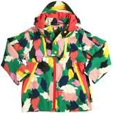 Stella McCartney Printed Nylon Ski Jacket