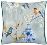 Designers Guild Istoriato Cushion - 50x50cm - Zinc