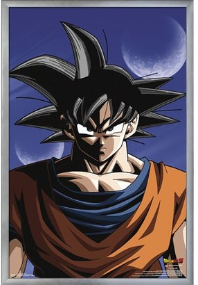 Dragon Ball Z Trends International Goku Poster