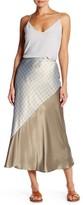 Clover Canyon Geometric Tile Skirt