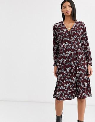 Vila floral tea dress