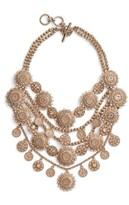 Marchesa Women's Multirow Collar Necklace