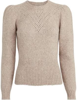 Roche St. Veronique Alpaca-Wool Sweater