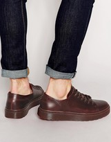Dr. Martens 6-Eye Raw Edge Shoes