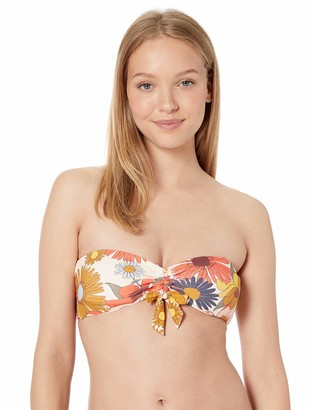 Rip Curl Junior's Summer Lovin Bandeau Bikini TOP