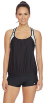 Next Om Double Up 2 Tankini Top