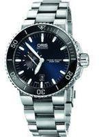 Oris Aquis Small Second Date Watch 01743767341350782601PEB
