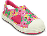 Crocs Bump It Tropical Kids Sandal