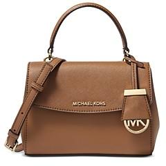 MICHAEL Michael Kors Ava Extra Small Leather Crossbody