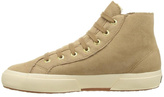 Superga Shearling High Top