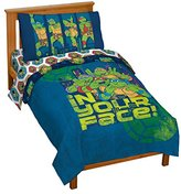 Nickelodeon Teenage Mutant Ninja Turtles 'Turtley Awesome' Toddler Bed Set