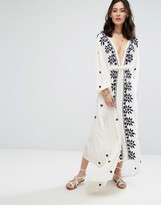 Raga The Juliette Robe Maxi Dress