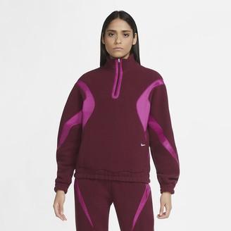 Nike Women's 1/4-Zip Sportswear