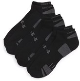 Under Armour Men's Heatgear 'Trainer' No-Show Socks