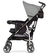 JJ Cole Collections Monroe Stroller - Gray Drop