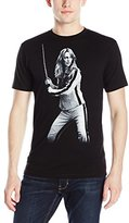 Goodie Two Sleeves Men's Kill Bill Mamba Attack T-Shirt