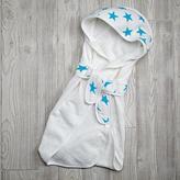 Baby Essentials aden + anais Blue Star Bath Wrap