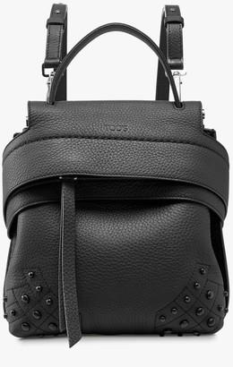 Tod's Mini Wave Backpack