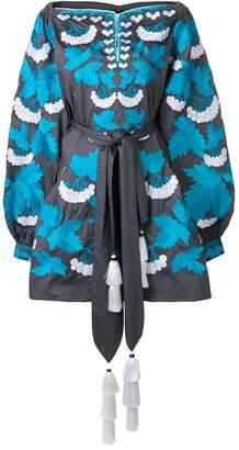 Yuliya Magdych Kalynia embroidered dress