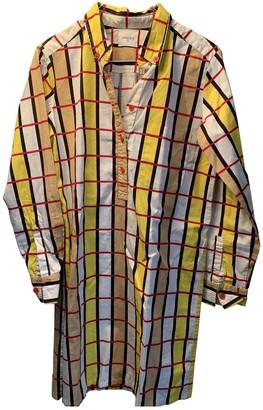 Laurence Dolige Multicolour Cotton Dress for Women