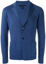 Lardini woven single breasted blazer - men - Wool - 52