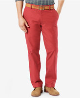 Dockers Stretch Straight Fit Washed Khaki Pants D2