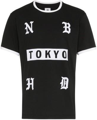 adidas x NEIGHBORHOOD tokyo logo t-shirt