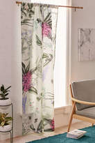 Urban Outfitters Elle Floral Blackout Window Panel