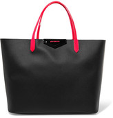 Givenchy Antigona Shopping Textured-leather Tote - Black