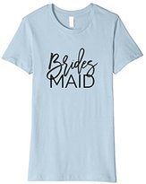 Women's Bachelorette Party Bridesmaid Shirt for Women