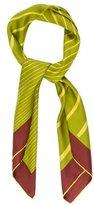 Hermes Méditerranée Silk Scarf