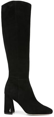 Sam Edelman Clarem Knee-High Suede Boots