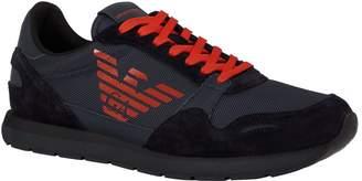 Emporio Armani Eagle Logo Sneakers