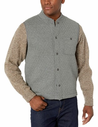 Pendleton Men's Quilted Knit Vest