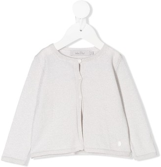 Christian Dior Cotton-Blend Cardigan
