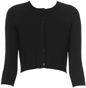 Carolina Herrera Cropped Cardigan