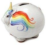 Elwood the Rainbow Unicorn Bank