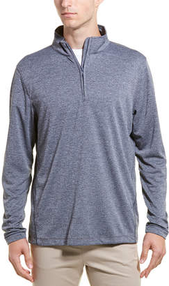 Brooks Brothers Active Textured 1/4-Zip Pullover
