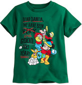 Disney Mickey Mouse and Friends Holiday Tee for Boys
