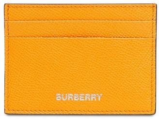 Burberry Embossed Logo Cardholder