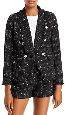 Aqua Tweed Blazer - 100% Exclusive