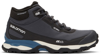 Salomon Blue Shelter CSWP Advanced Boots