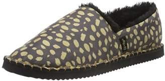 Flip*Flop Women's Flippadrilla Spots Loafers Black 000