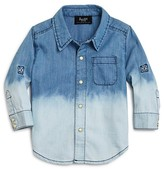 Bardot Junior Girls' Bleached Chambray Shirt - Baby